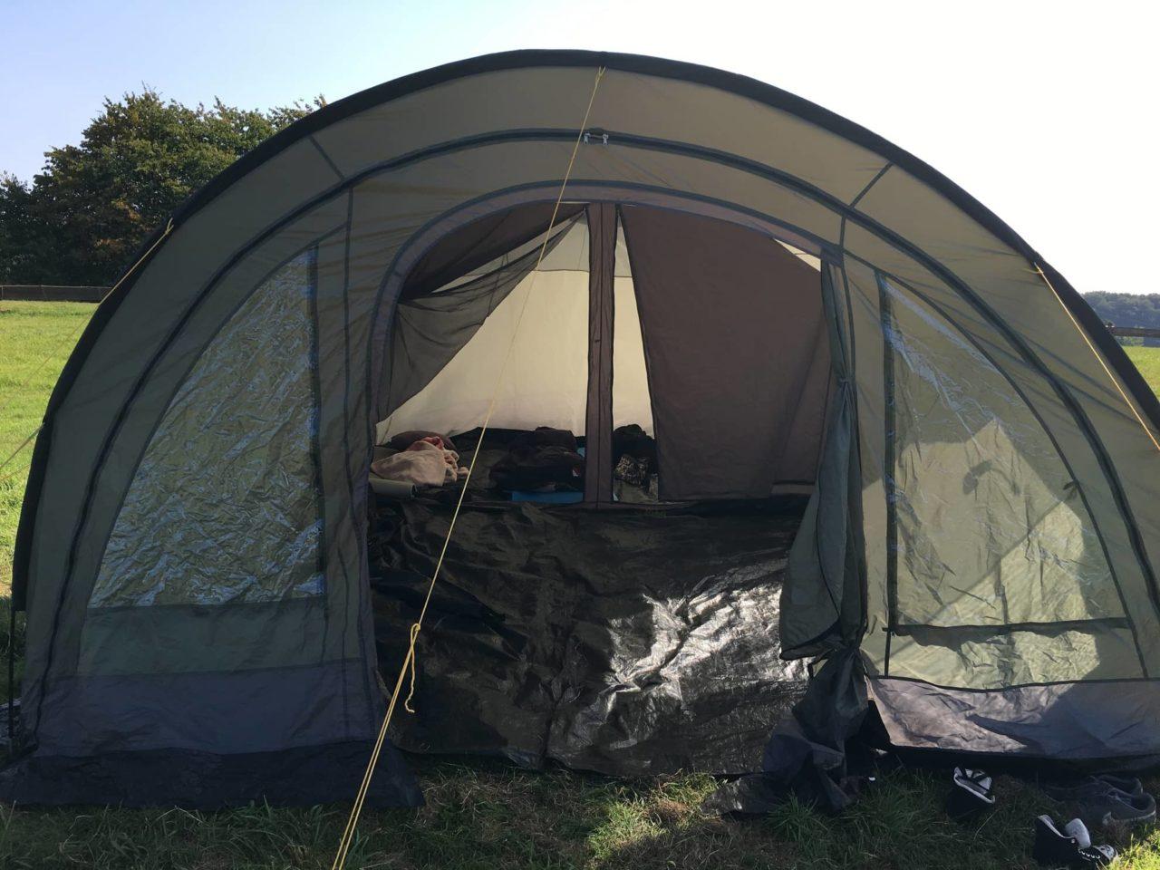 CampFeuer XXL für 6 Personen