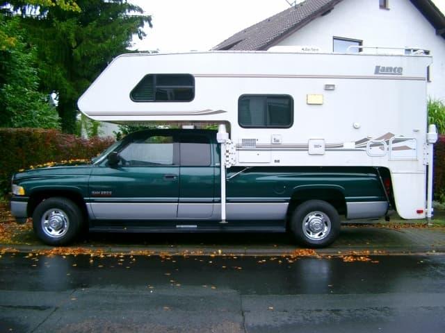 DodgeRam-LanceRV truck camper