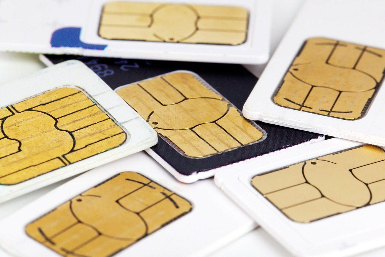 Sim Karte für Tablet und Handy