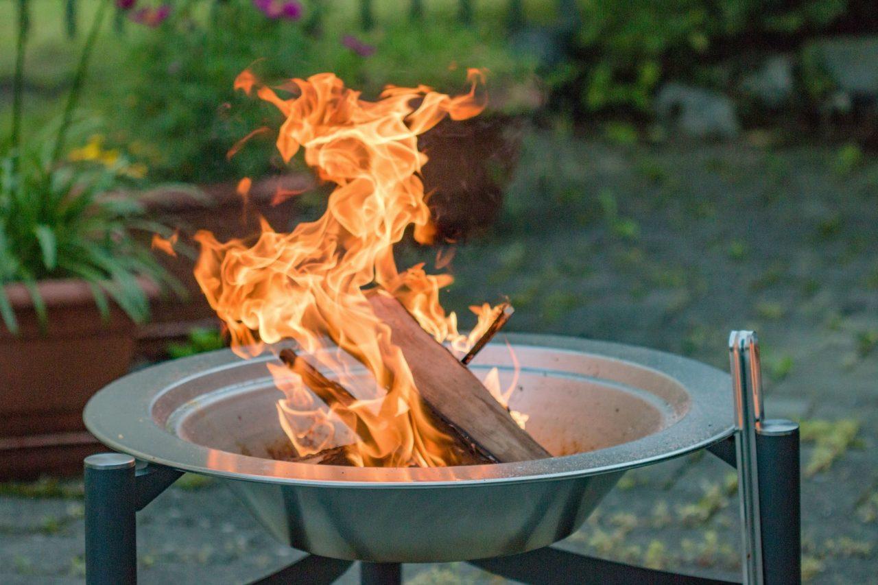 Lagerfeuer: Wo ist offenes Feuer erlaubt, wo verboten? 1
