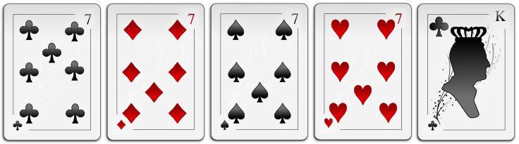 Five Card Draw Poker - Ein Spiel für Camping & Lagerfeuer 8