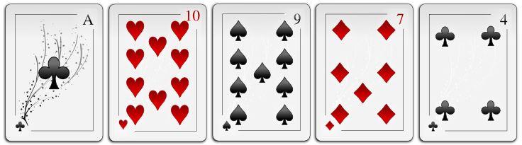 Five Card Draw Poker - Ein Spiel für Camping & Lagerfeuer 15