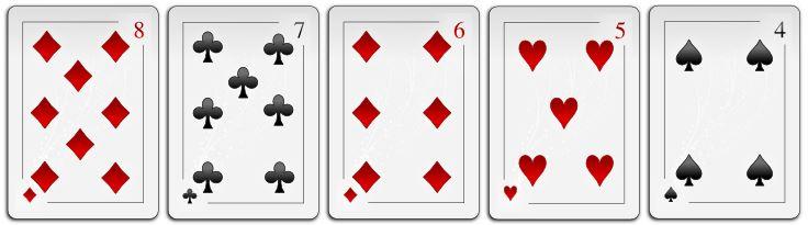Five Card Draw Poker - Ein Spiel für Camping & Lagerfeuer 11