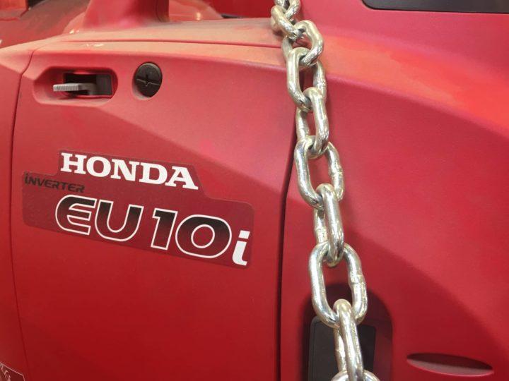 Honda EU 10i Test