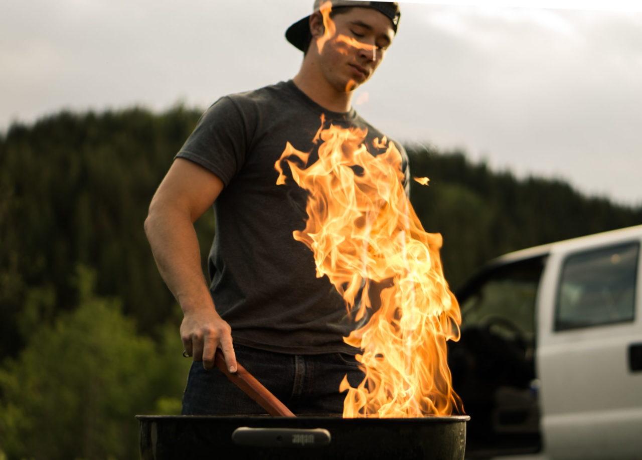 So verhinderst du 10 häufige Unfälle beim Camping 1
