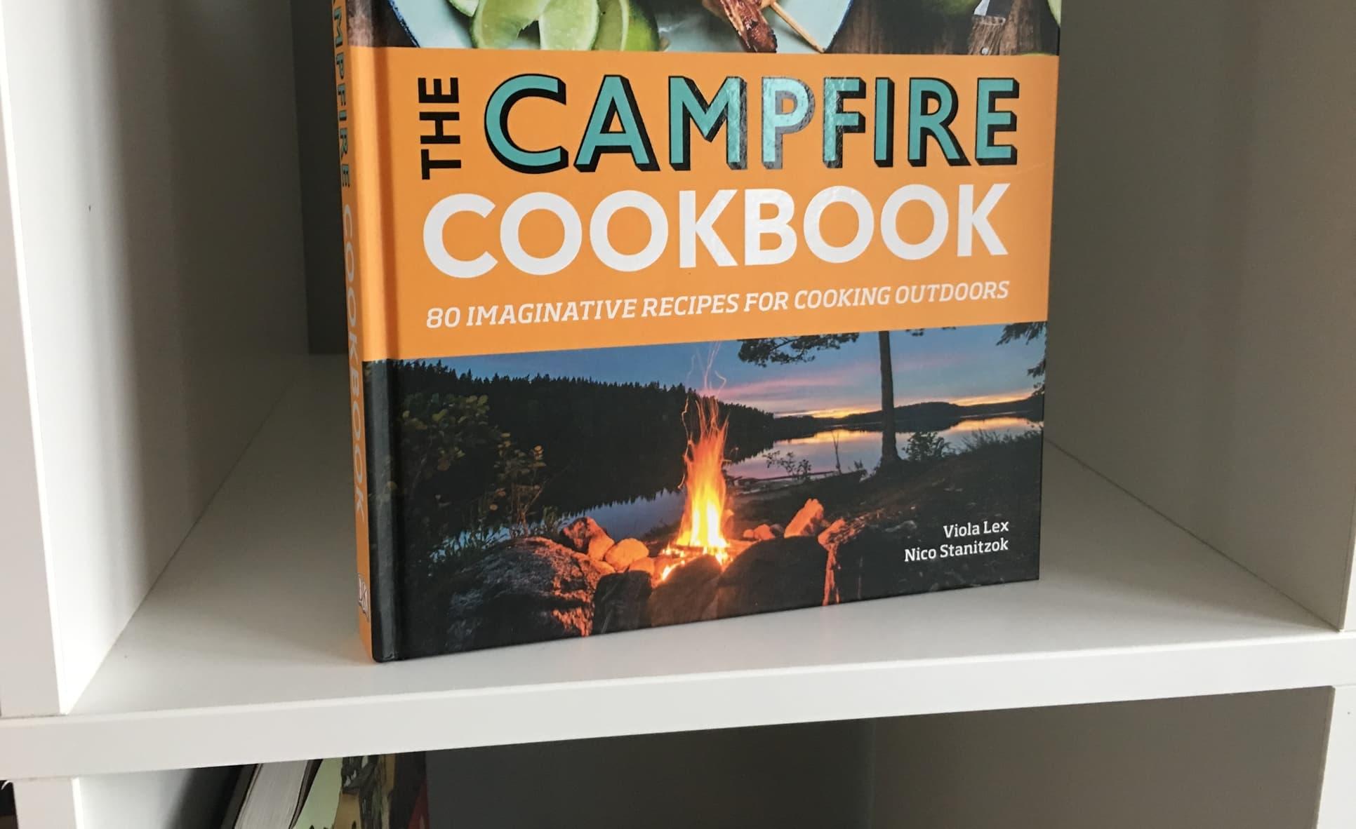 Camping Kochbuch die top Outdoor Rezeptbücher