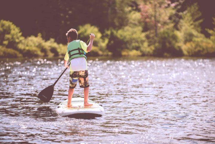 Camping mit Kindern & Teenagern interessant machen
