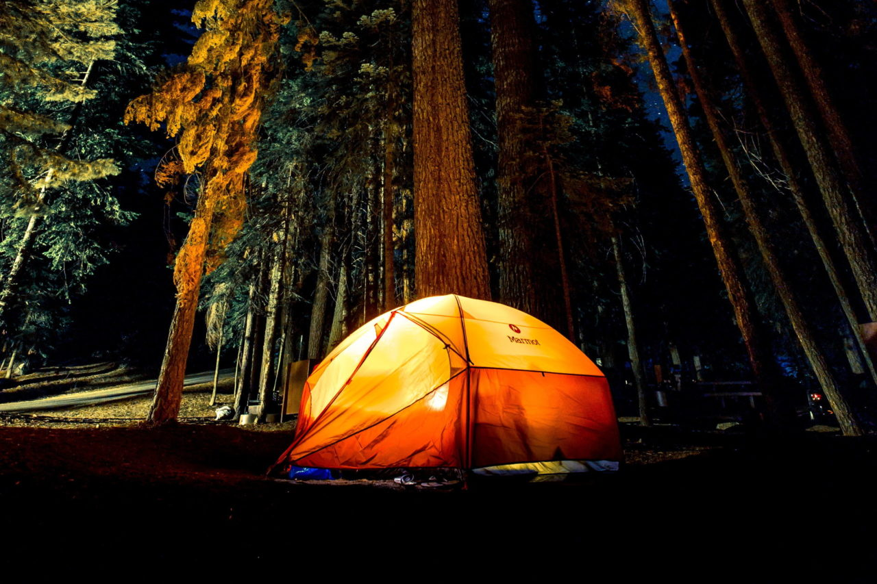 Camping im Regen - So macht Zelten trotzdem Spaß! (15 Tipps) 5