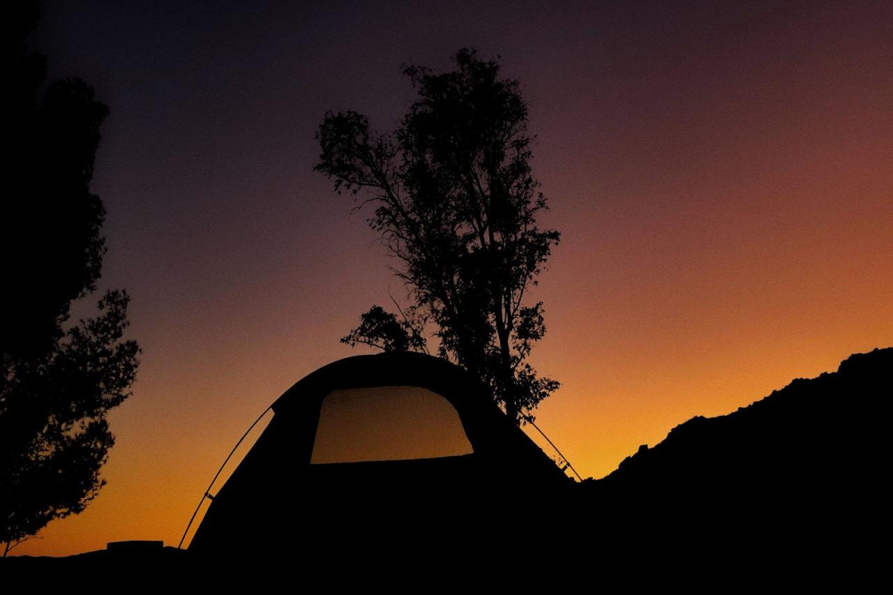 Camping im Regen - So macht Zelten trotzdem Spaß! (15 Tipps) 2