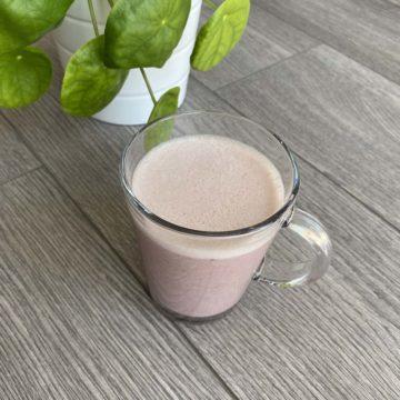 Mana Drink Origin Rezept mit Himbeeren