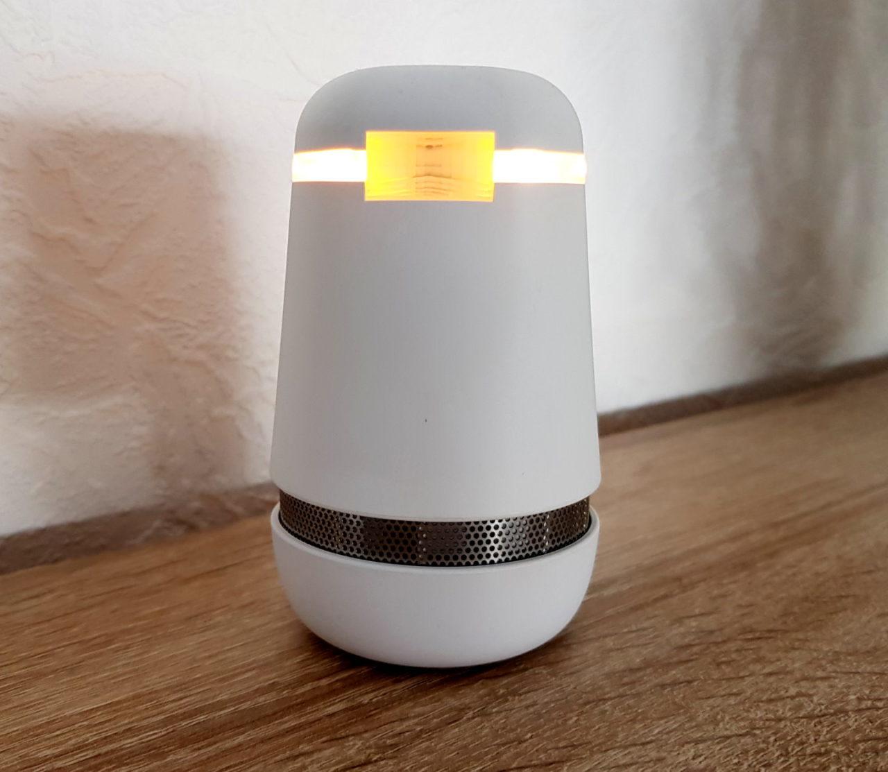 Bosch spexor - Luftqualität am Gerät