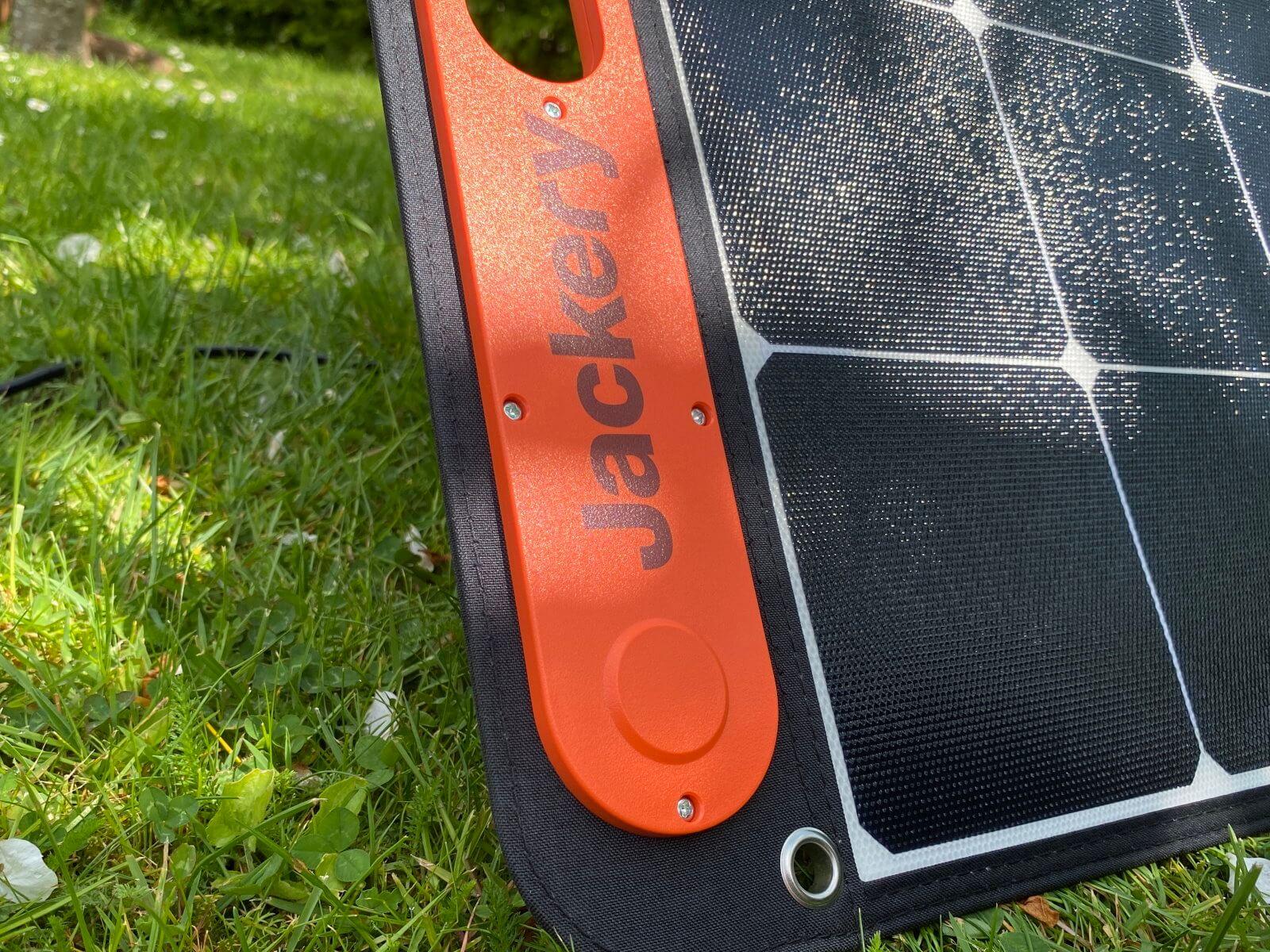Jackery SolarSaga 100W Solar Panel Test - Titelbild
